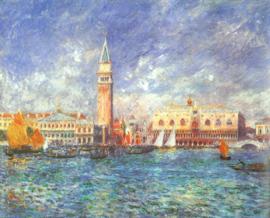 Renoir, Dogenpaleis Venetië