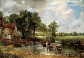 Constable, De hooiwagen