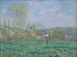 Monet, Lente in Vetheuil