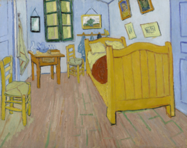 Van Gogh, Vincents slaapkamer