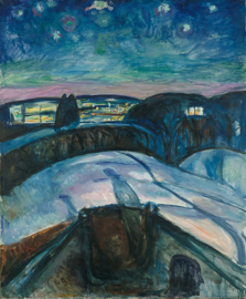 Munch, Sterrennacht