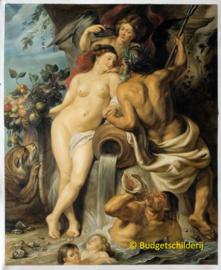 Rubens, De vereniging van aarde en water