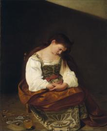 Caravaggio, Maria Magdalena