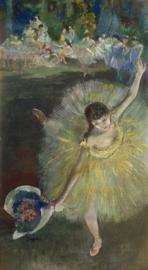 Degas, Einde van de arabesk