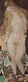 Klimt, Adam en Eva