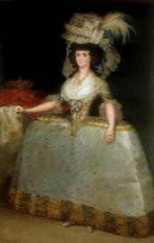 Goya, Marie Louise van Parma