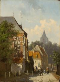 Springer, Straatscene 2