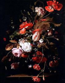 Van Aelst, Stilleven met bloemen