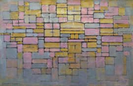 Mondriaan, Tableau 2 / Compositie V