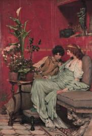 Alma-Tadema, Vertrouwelijkheden