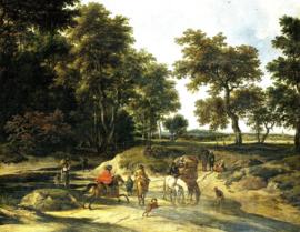 Van Ruisdael, De Voorde