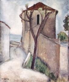 Modigliani, Boom en huis