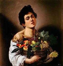 Caravaggio, Jongen met een fruitmand