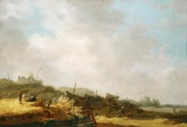Van Goyen, Duinlandschap