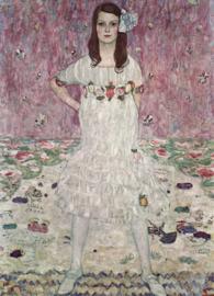 Klimt, Portret van Mäda Primavesi