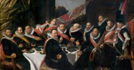 Hals, Feestmaal van de officieren van de St. Jorisschutterij