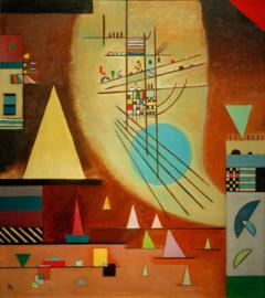 Kandinsky, Verstummen
