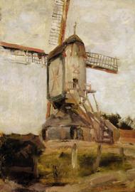 Mondriaan, Molen te Heeswijk