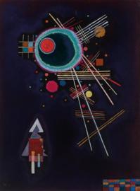 Kandinsky, Uitstralende lijnen