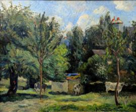 Gauguin, De drie koeien