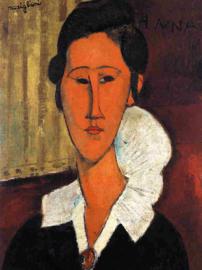 Modigliani, Anna Zborowska