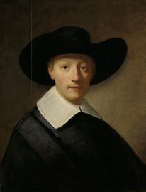 Flinck, Portret van een man bekend als Gozen Centen