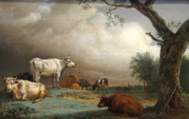Potter, Weidelandschap met vee