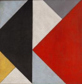 Van Doesburg, Contra Compositie XIII