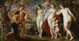 Rubens, Het oordeel van Paris