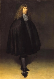 Ter Borch, Zelfportret