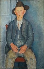 Modigliani, De kleine boer