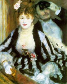 Renoir, De loge