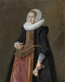 Hals, Portret van Aletta Hanemans