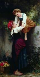 Bouguereau, Kleine dieven