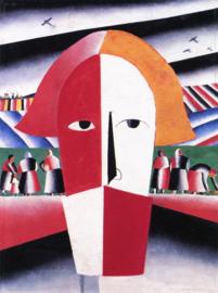 Malevich, Hoofd van een boer
