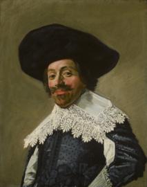 Hals, Portret van een man met hoed