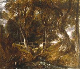 Constable, De vallei van Helmingham Park