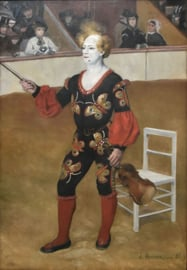 Renoir, De clown