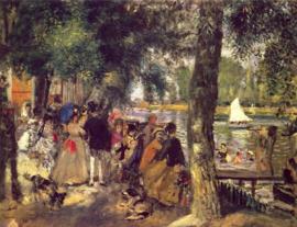 Renoir, Grenouillere2
