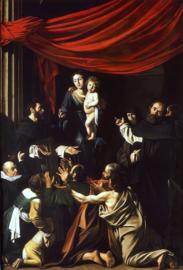 Caravaggio, Madonna van de rozenkrans
