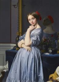 Ingres, Comtesse d'Haussonville
