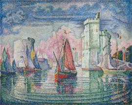 Signac, De haven van la Rochelle