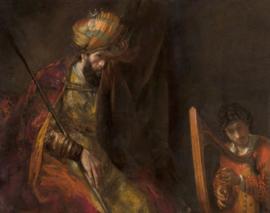 Rembrandt, Saul en David