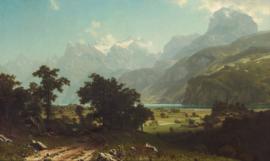 Bierstadt, Lake Lucerne