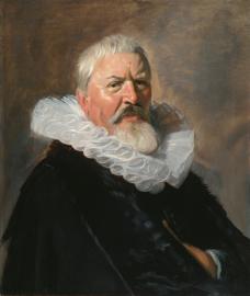 Hals, Portret van Pieter Jacobsz. Olycan