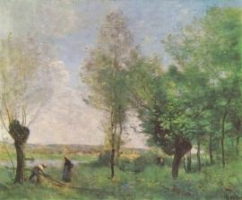Corot, Herinnering aan Coubron