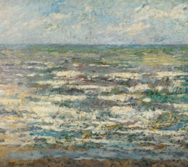 Toorop, De zee