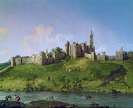 Canaletto, Alnwick Castle