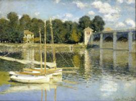 Monet, De brug van Argenteuil