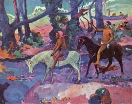 Gauguin, De doorwaadbare plaats